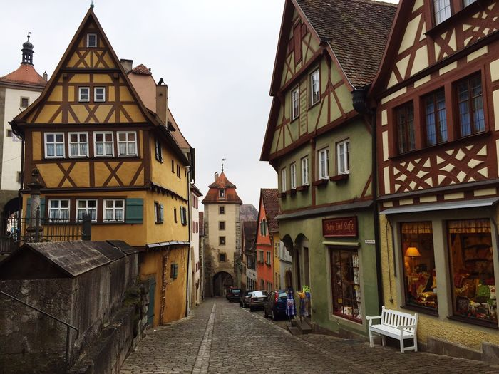 Ancient Architecture Ancient Civilization Ancient City Ancient Building in Rothenburg Ob Der Tauber Rothenburg Germany GERMANY🇩🇪DEUTSCHERLAND@