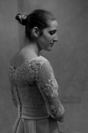 One Person Wedding Dress First Eyeem Photo