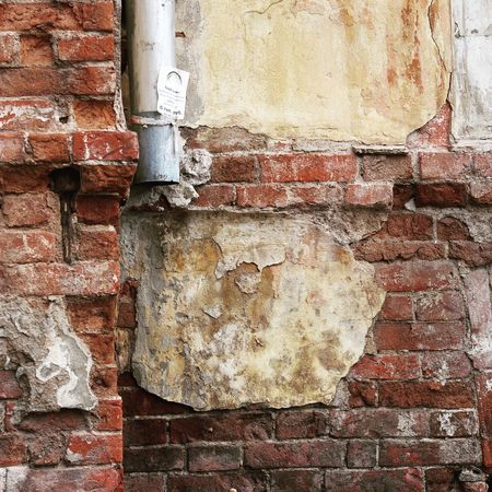 On its Last Legs (Bricks) 😃 EF50mm F1.8 STM Sl2 200D Canon Built Structure Old Wall - Building Feature Damaged Wall Textured  Backgrounds No People Brick Wall Architecture Day Brick Bad Condition Building Exterior Decline Abandoned