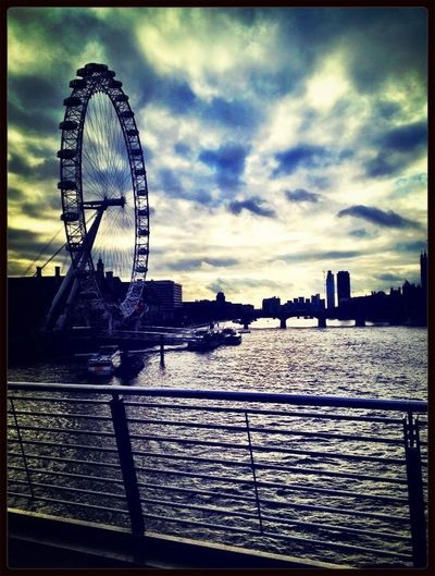 London Eye City Of London Eye4photography  EyeEm Best Shots