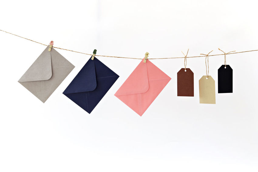 Hanging tag Copy Space Event Greeting Hanging Memories Promotion Rope Shopping String Announcement Blank Card Envelope Gift Hnager Message Party Photo Sales Tag