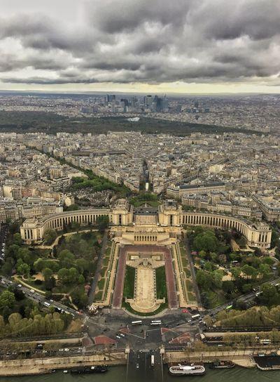Lanscape Paris