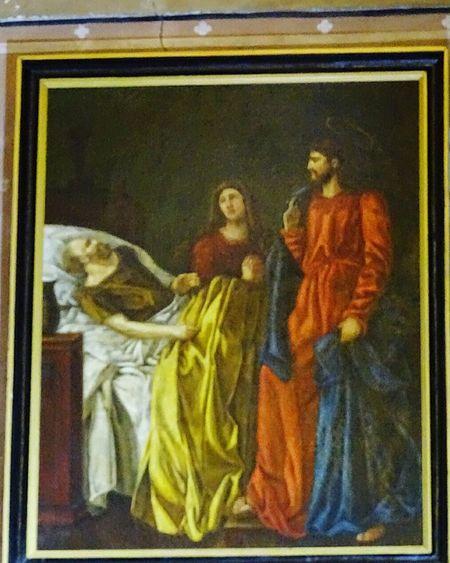 Saint Spirituality Religion Art Peinture Sainte Marie Chretiens Jesus Christ Sauveur