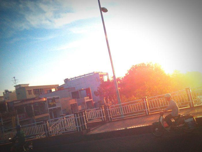 New day Sky Sunnyday 🌸🌷🌿 Bymyphone