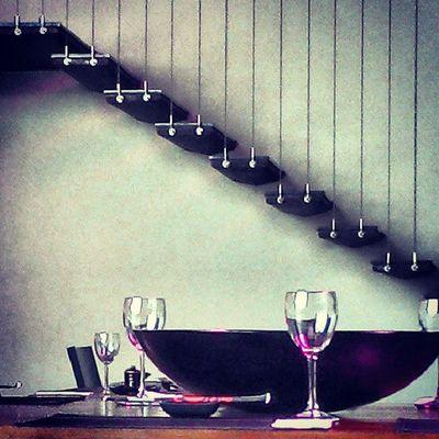 Escadas...