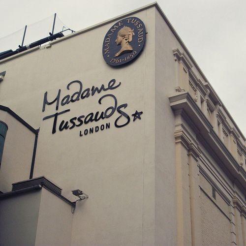 Madame Tussauds Wax Museum, London Madametussauds Bakerstreet London Uk Unitedkingdom England Architecture Landmark Waxmuseum Museum Travel Tourism Sightseeing Mobilephotography Loveithere ILoveLondon Asishclicks Infrastructure Historical Instagood