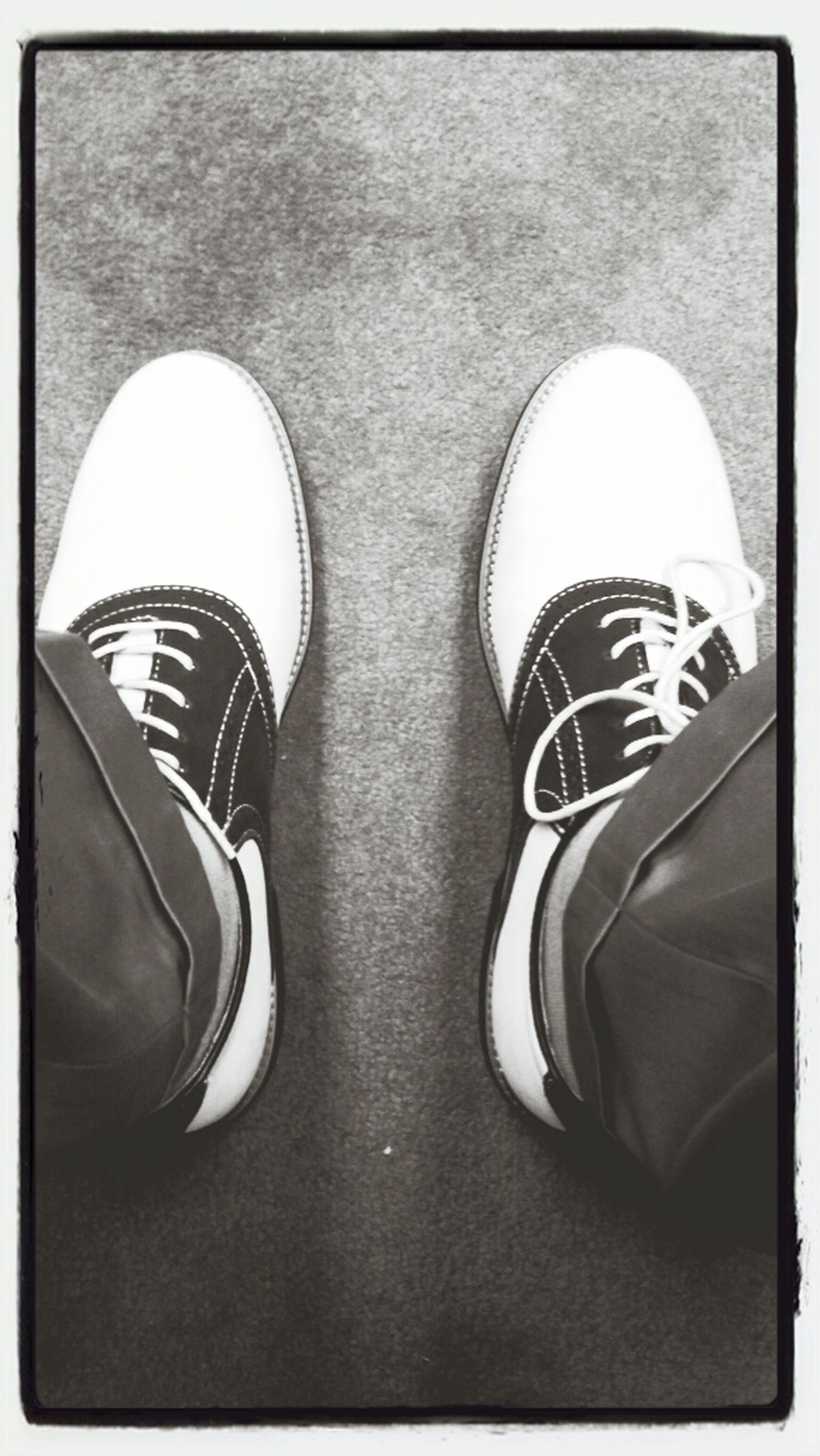 transfer print, auto post production filter, close-up, shoe, high angle view, still life, indoors, communication, text, footwear, pattern, western script, low section, no people, directly above, pair, white color, day, part of, single object