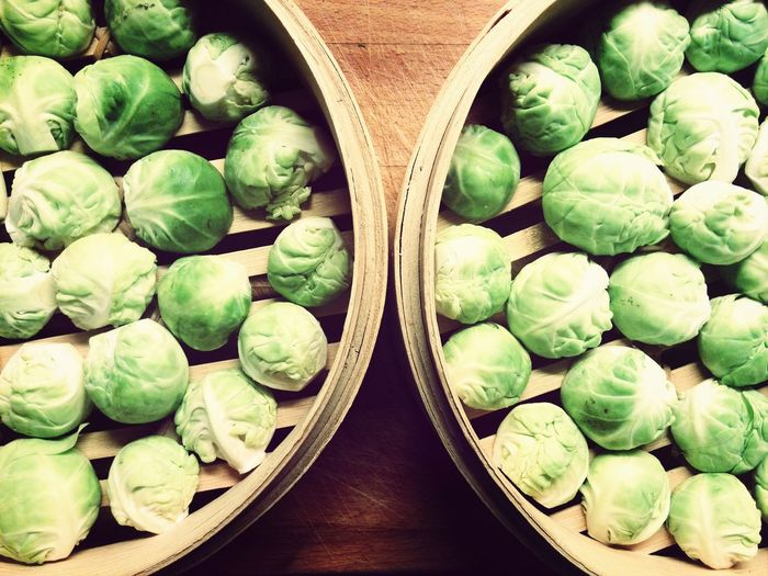 Brussels Sprouts In Containers At Home