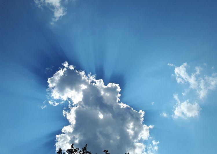 Wolken am