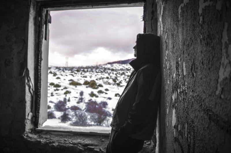 First Eyeem Photo #portrait Window