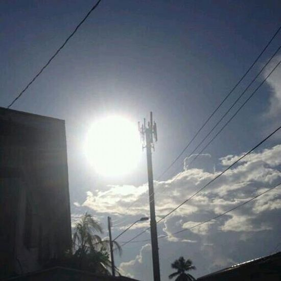 Sunshining Goodmorning Trinidad