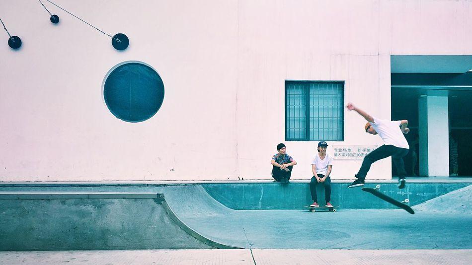 IPhone Skateboard