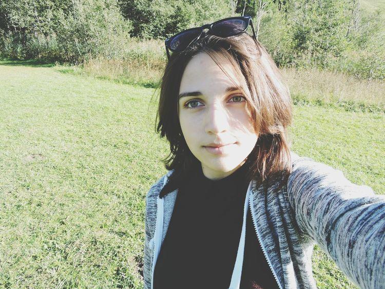 Selfies Enjoying Life Fribourg Shwarzsee 😎