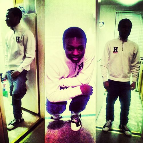 I Told My Niggas Watch Around Me && They Iont Even Blinkk!