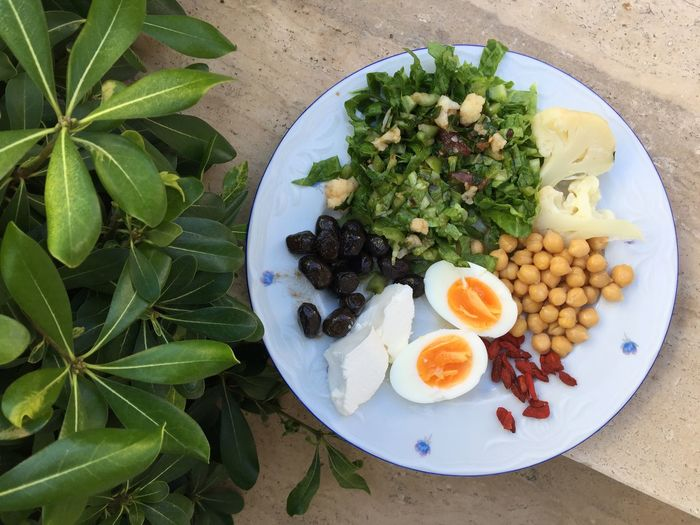 Turkish breakfast - salad, olives, egg, cheese, cauliflower, chickpeas and Berry Breakfast Cauliflower Cook  Cooking Culinary Delicious Egg Food Food And Drink Foodblog Foodie Freshness Goji Goji Berry Healthy Healthy Eating Leaf Making Food No People Olives Ready-to-eat Recipe Tasty