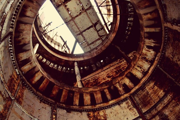 My Year My View Out of the core of nuclear reactor. Time No People Architecture Ukraine 💙💛 Crimea Nuclear Power Plant Nuclear Reactor Core Rust Rusty Metal Rusty Core Rusty Nuclear Reactor Reactor Core Inside The Secret Spaces