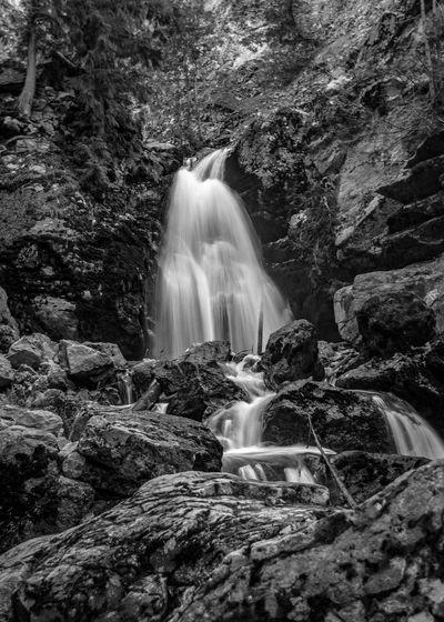 Hardy Falls in