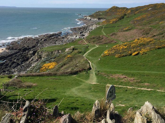 Devon Beauty In Nature Water Iphone6 Iphonephotography Devon Beach Coastline sea Sea Neighborhood Map The Great Outdoors - 2017 EyeEm Awards