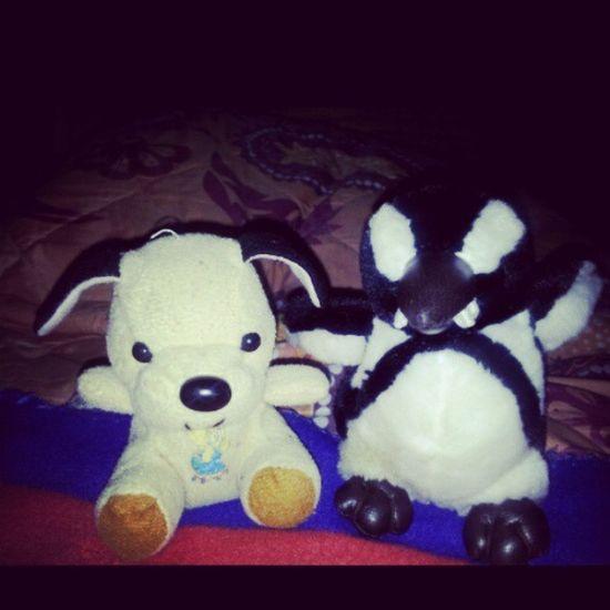 Perrito &Pinguinito ♥ ConMiPrimta Yami :)