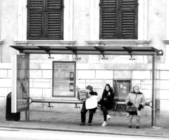 Streetphoto_bw Candid Sneak Shot