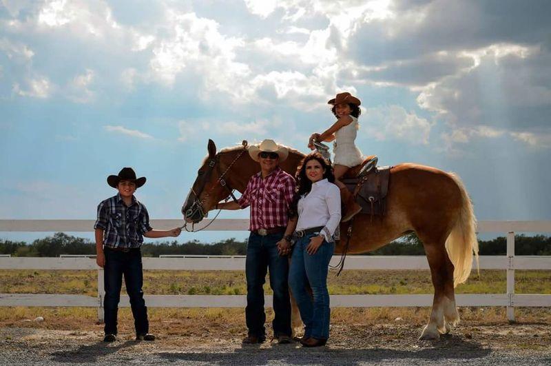 Amor real Family❤ Family Time Lovereal Horses Cloud - Sky Ranger