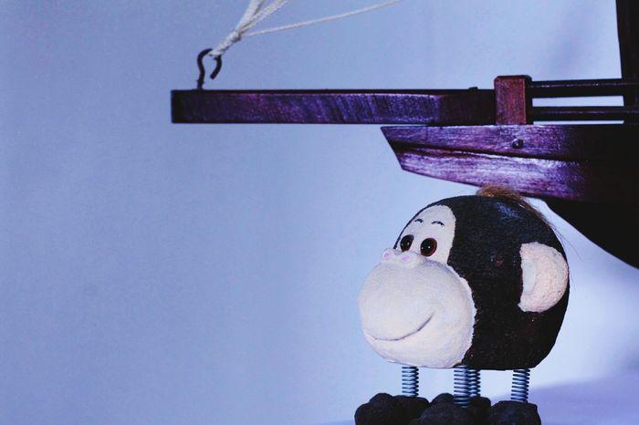 monkey smile jovial Jovial Jovialgraphy Monkey Face Monkey Love Monkey Smile Boat Boat Wood
