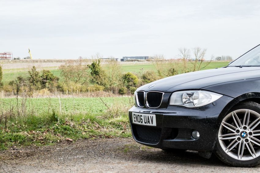 Pictures from a car shoot or two :) 120d Black And White Bmw