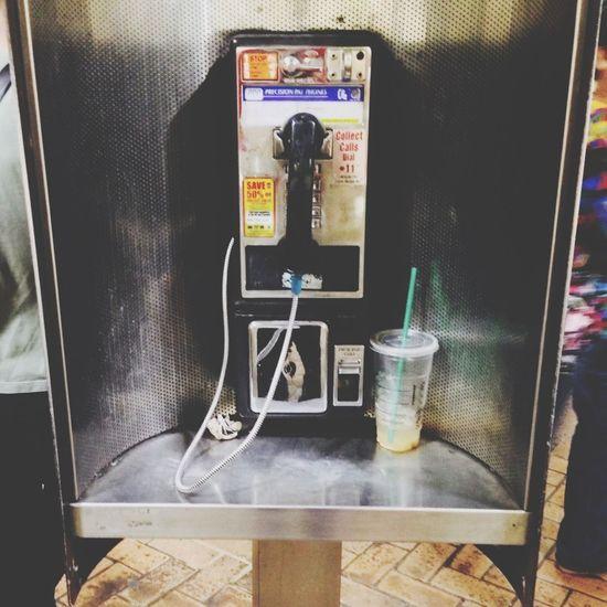 Payphone Trash Taking Photos Undergroundphotography