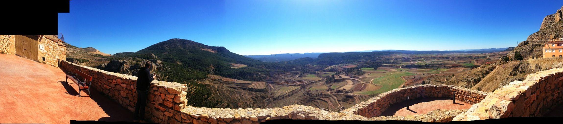 Panoramic Alpuente