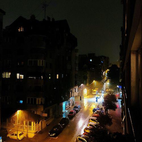 Rain ☔ Belgrade