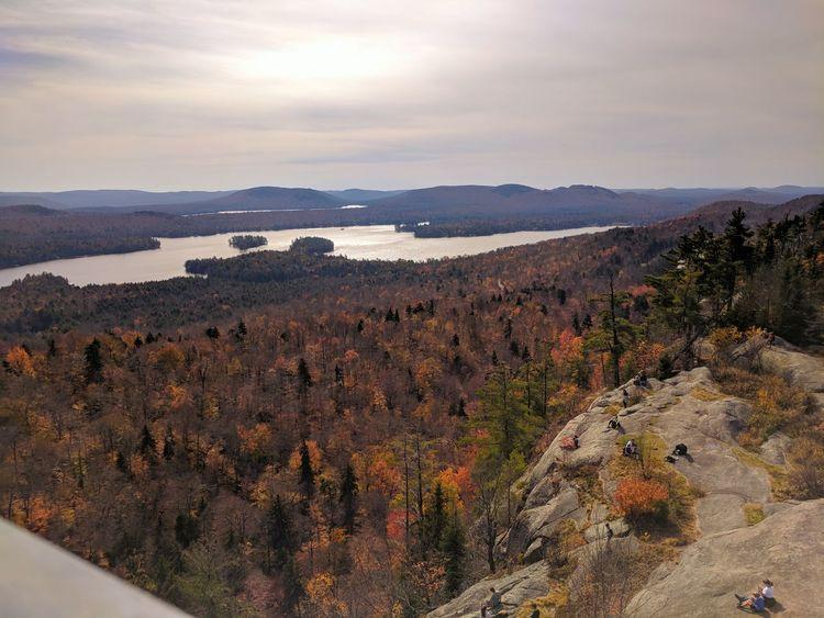 Lake Lake View Mountain Mountain View Adirondack Mountains Adirondacks EyeEm Selects Landscape Outdoors Nature Sunset Day Beauty In Nature Sky