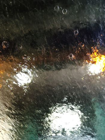 Carwashing Water Danger High Angle View Outdoors Day Heat - Temperature No People