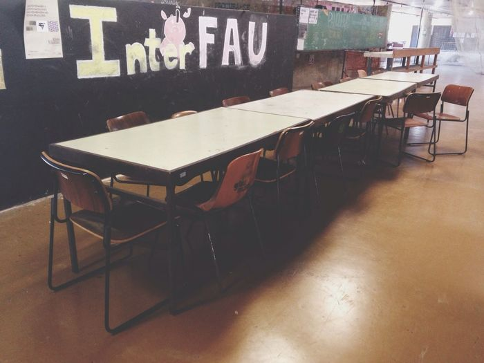 Chairs Table School