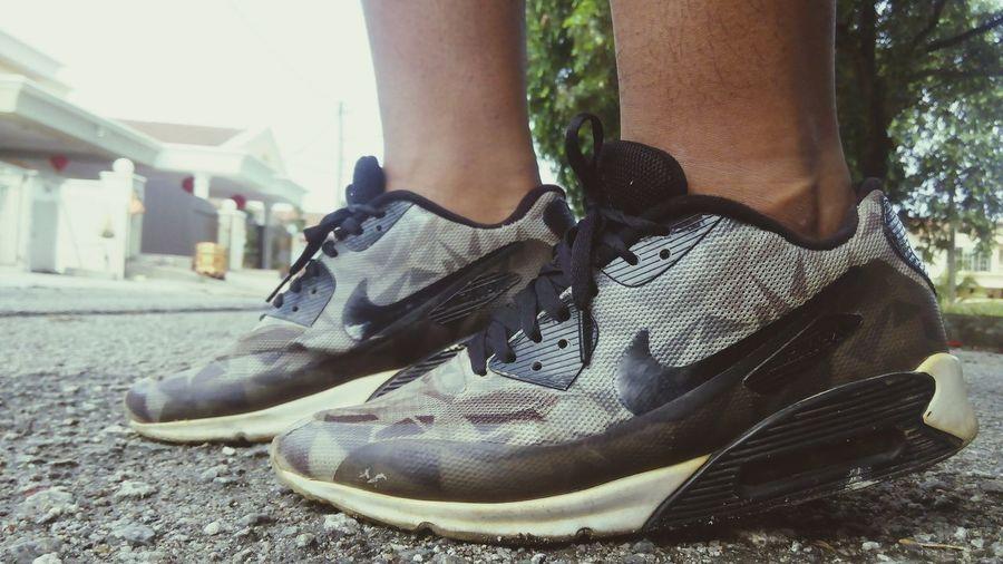 Loveshoes Nike Airmax at Bukittinggi Klang.?