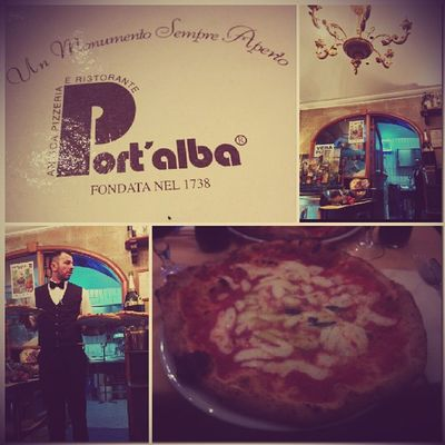 Probably the world's first pizzeria !!! Lifeinshots Vacations Decembertales Pizza Food
