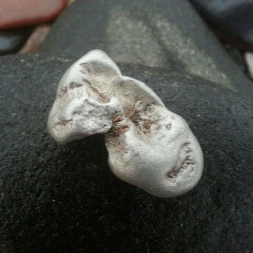 'Found this today while metal detecting on the beach...any ideas??? Ravenscraig Beach Kirkcaldy Fife  Scotland metal MetalDetecting igaddict Igers igdaily igshots igtube iphonesia photooftheday insta_pick instamood instagrammers instagood webstagram