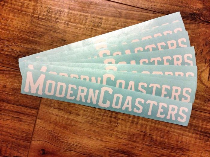 Decals Sticker Stickers Moderncoasters