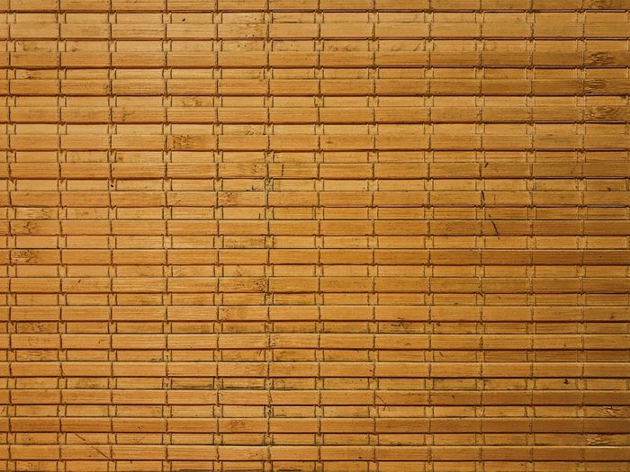 Backgrounds Full Frame Textured  Brown Pattern Close-up No People Wood - Material Material Bamboo - Material Crisscross Wood Yellow Repetition Mat Textured Effect Wood Grain Indoors  Rough Beige