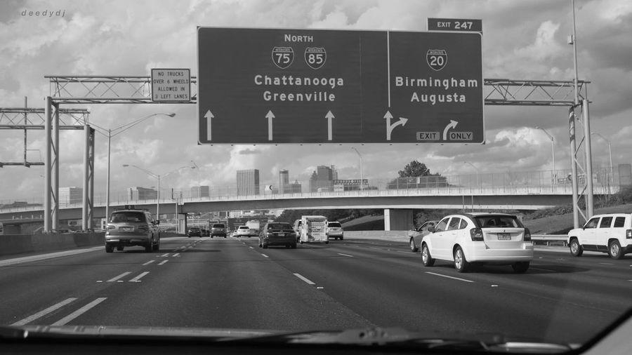 Car Travel Road