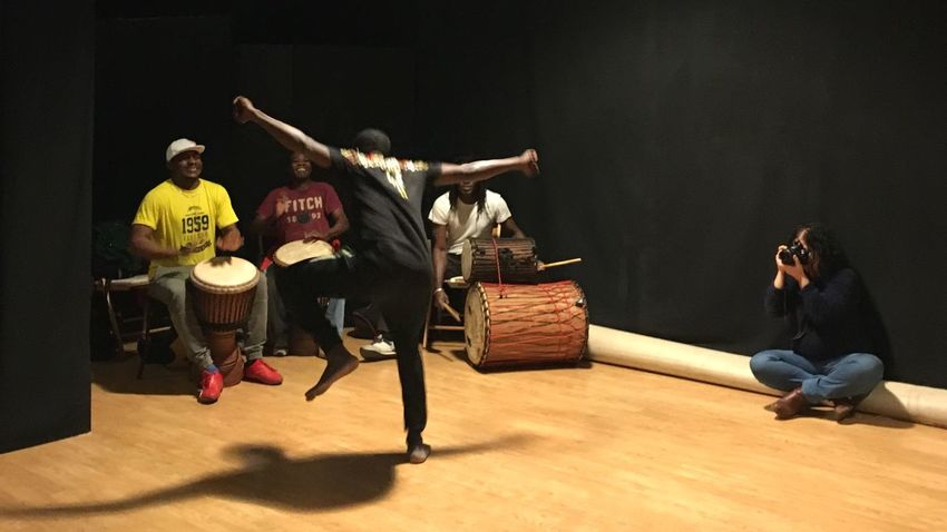 African dance Indoors  Men Real People Performance People Musical Instrument Dancer AfricanStyle Africanmusic African People