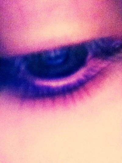 My Weird Eye