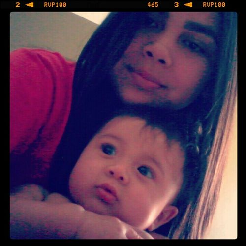 My Baby Brother And I <3