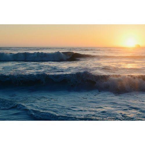 Sunsets Thegreatpnw PNW Rialtobeach Lapushwa Nature Vscocam VSCO Washingtonstate