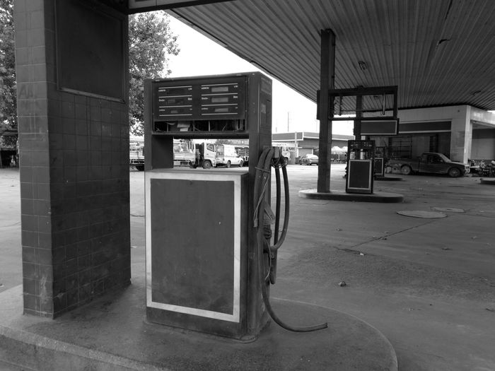 old fuel gas station Out Of Service Fuel Pump Gasoline Fuel And Power Generation Abandoned Industry Business Finance And Industry Gas Station Architecture Built Structure Oil Pump Damaged Obsolete Broken