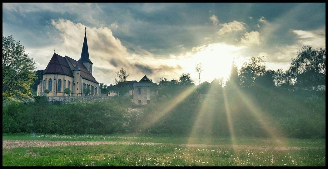 Waldhausen Austria Handycam Lgg3shot Sunset