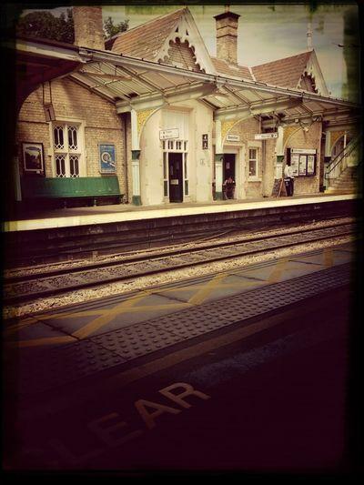 Very picturesc station Public Transportation