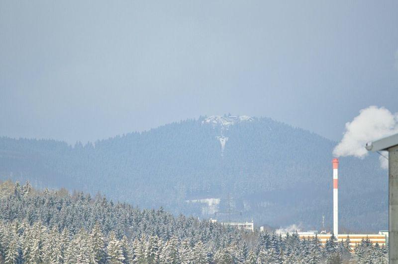 Schneebild II Winter White By CanvasPop Amazing View Hello World Snow Festive Season Landscape
