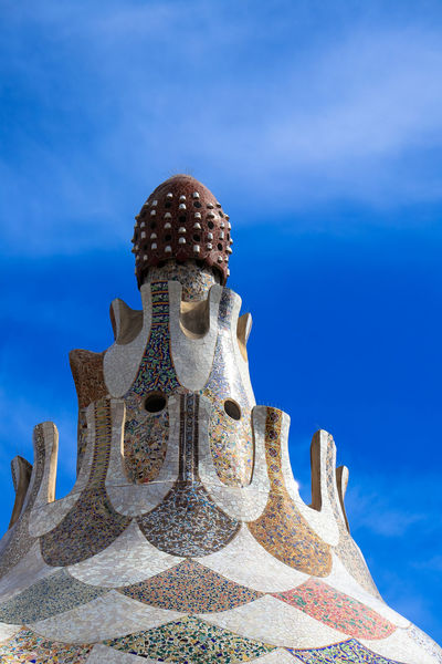 M5 | Canon EF-M 18-150mm f/3.5-6.3 IS STM Architecture Gaudi Canon_photos Canon M5 Canon Art And Craft Blue Cloud - Sky Day No People Sky Travel Destinations