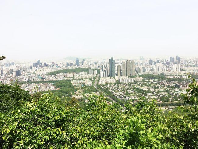 Seoul City Gangnam Sky Goolyoung M.t
