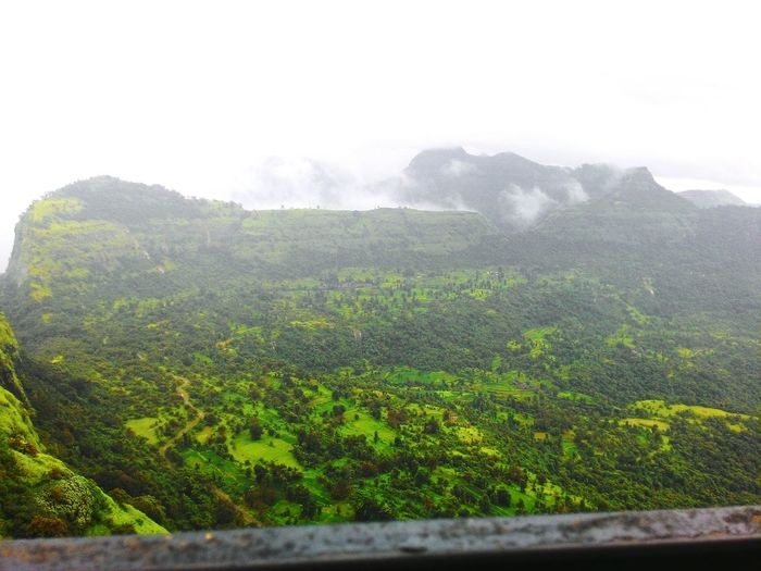 Edge Of The World Raigad